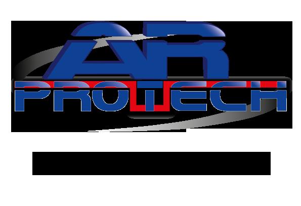 Autocollant ARprotech pré-découpé 270x131
