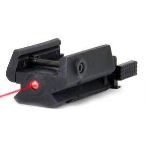 Visée micro laser Swiss Arms tactique en métal rail weaver