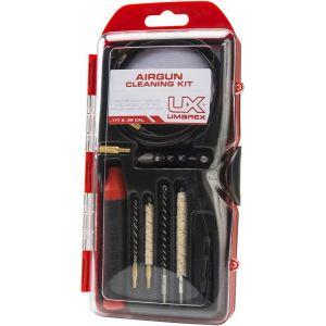 Set de nettoyage airgun Umarex Expert pour calibres 4,5 et 5,5mm
