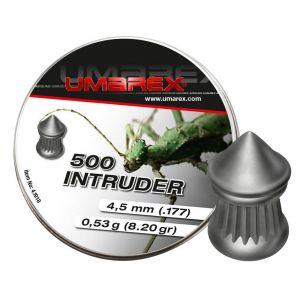 Plombs Umarex Intruder 4.5mm x500