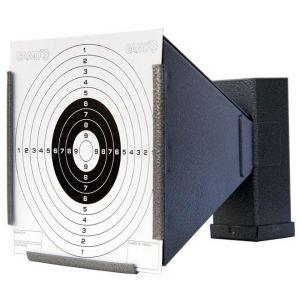 Porte cible 14x14 conique pour arme a air comprimé