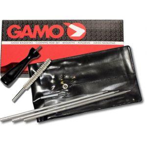 Set de nettoyage Gamo pour armes a air comprimé cal. 4,5mm