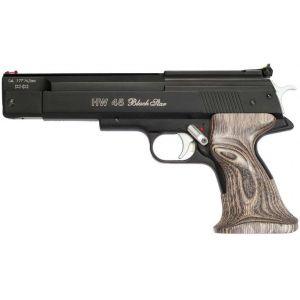 Pistolet Weihrauch HW45 Black Star 4,5mm