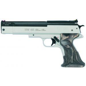 Pistolet Weihrauch HW45 Silver Star 4,5mm